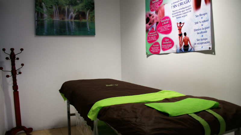 Body Green Sucursal Valle