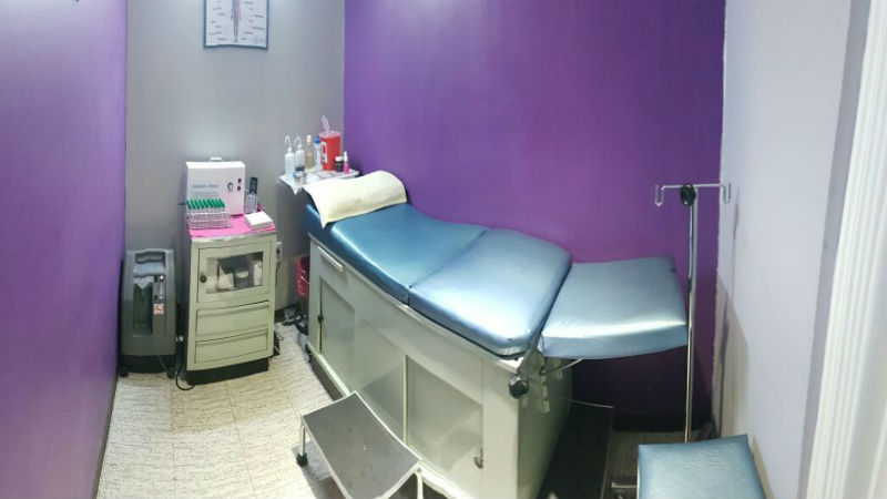 Clinique d´Ozono Condesa