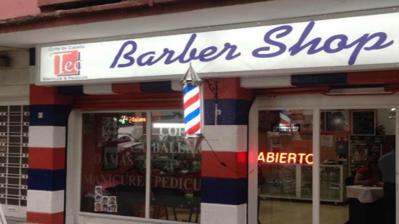 Barbería Teo Condesa