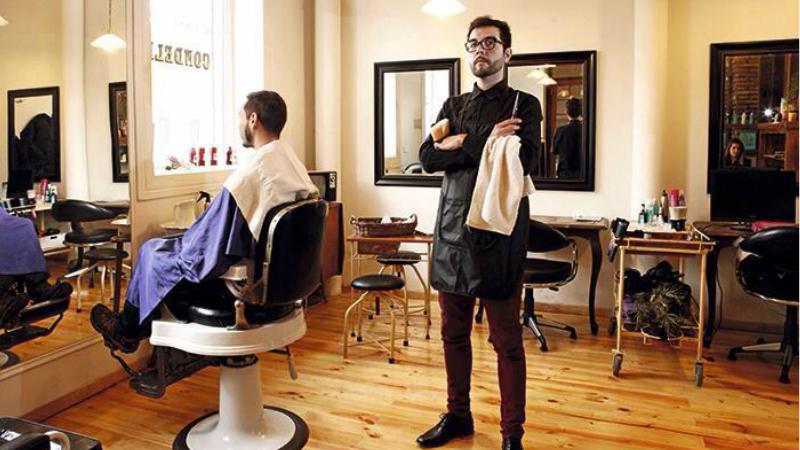 Peluquería y Barbería Condell