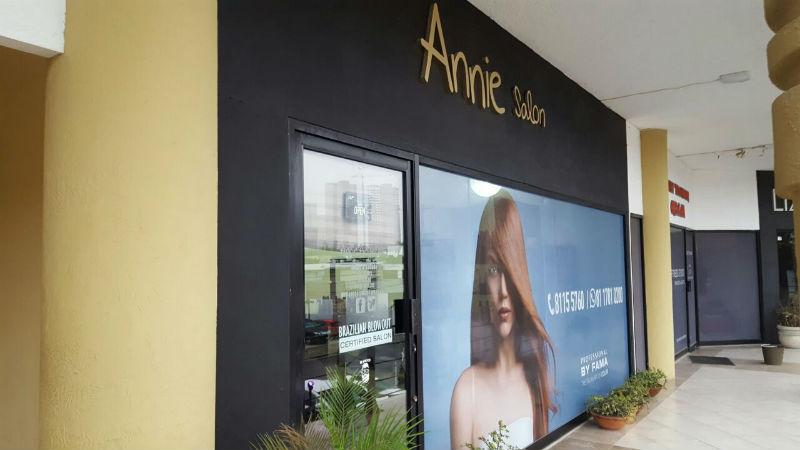 Annie Salon