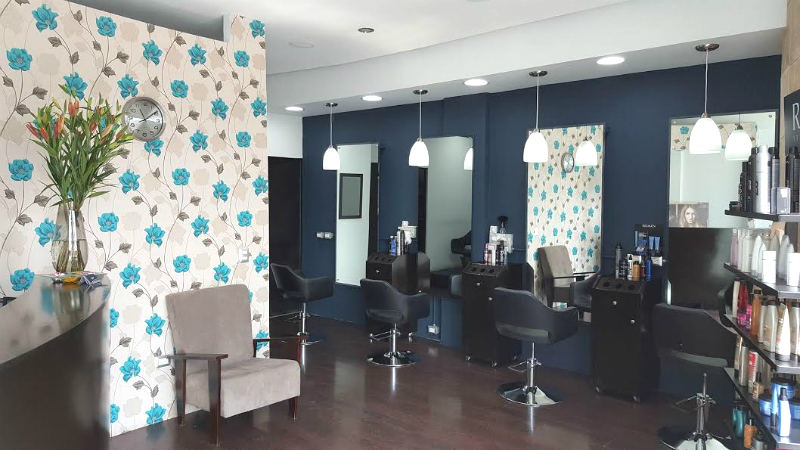 Indigo hair studio