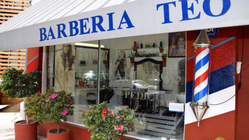 Barbería Teo Polanco