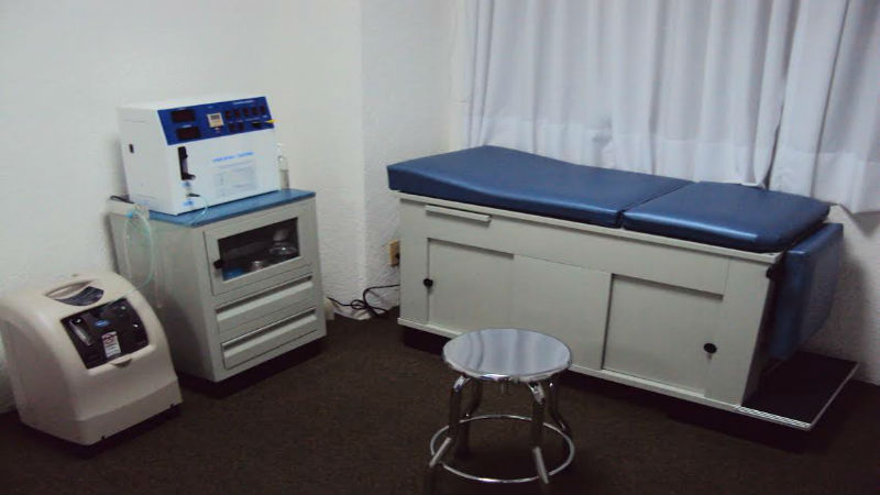 Clinique d´Ozono Roma