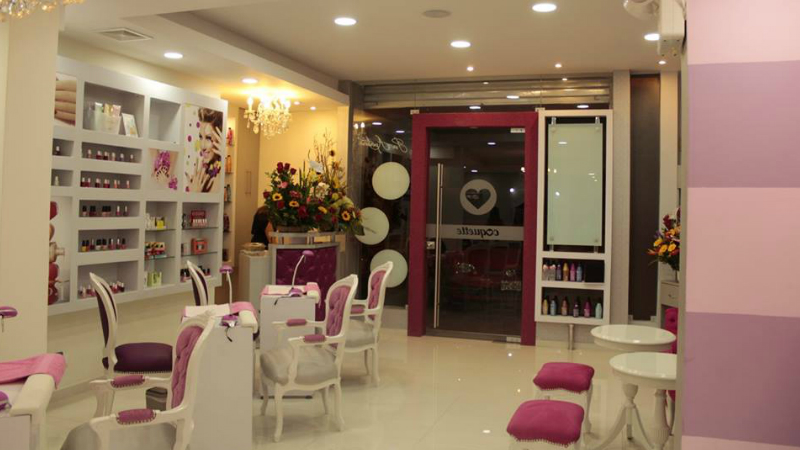 Coquette Nail Lounge