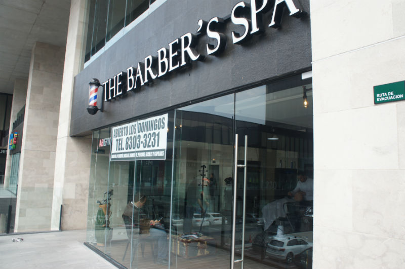 The Barber's Spa Monterrey