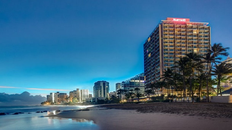 Ocean Club at the San Juan Marriott Resort & Stellaris Casino
