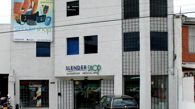 Slender Shop