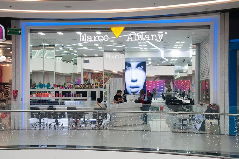 Marco Aldany Sede Colina
